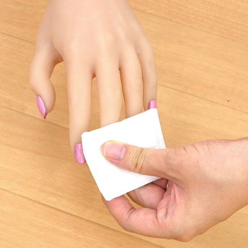 ラブドールの爪3